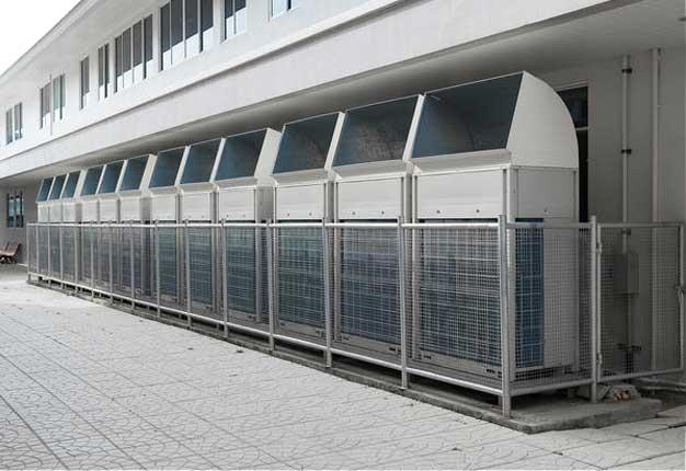 Sistema VRF facilita climatização de grandes empreendimentos